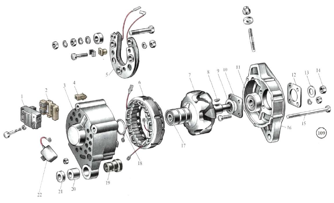 как подключить генератор к мотоблоку