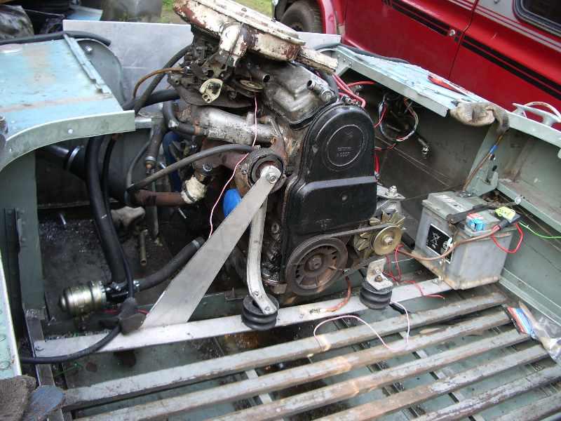 Дополнительное двигателя своими руками 314
