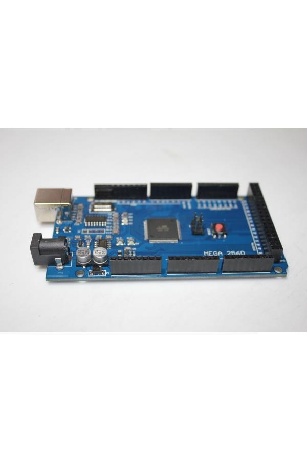 Микропроцессорный модуль ардуино мега 2560 (есть 1 шт)