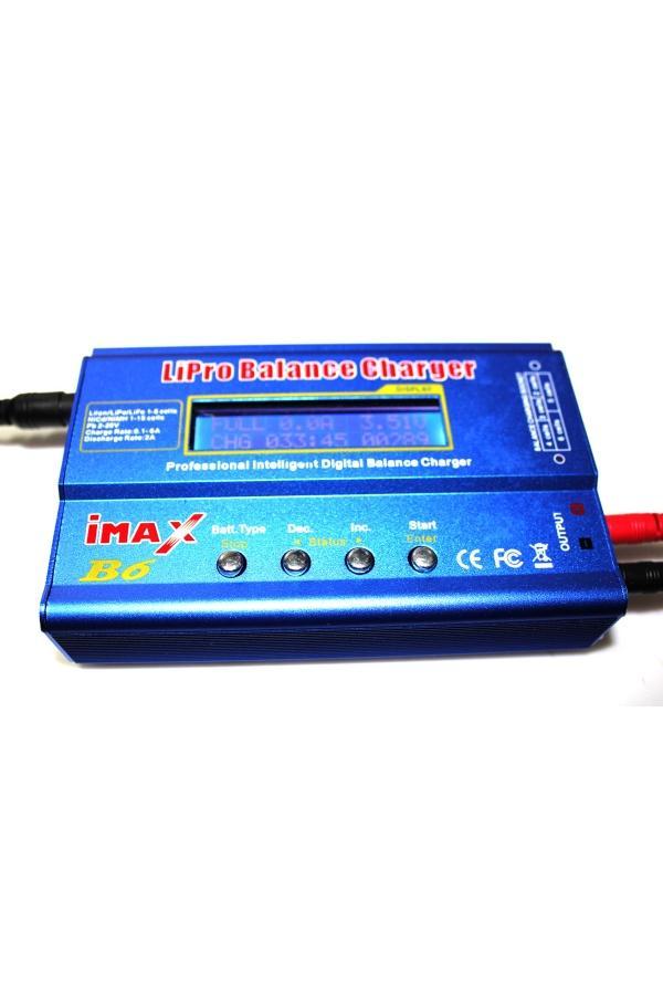Интеллектуальное зарядное устройство iMAX B6