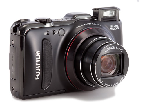 550 EXR FujiFilm