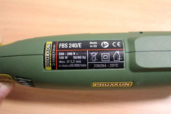 Proxxon 240/E (9)