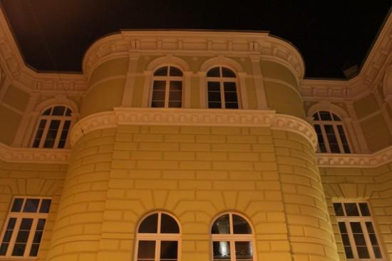 Львов, центр города, учебное заведение