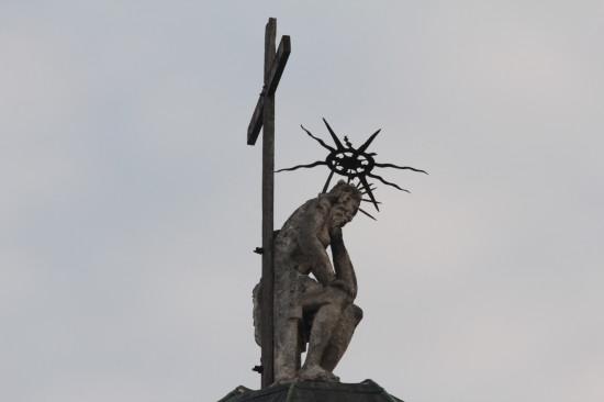 Венец церкви во Львове