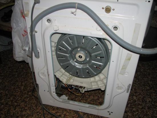 Стиральные машины lg ремонт своими руками замена подшипника 52